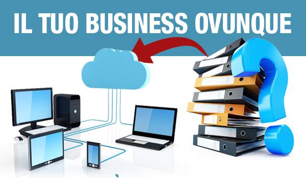 il tuo business ovunque