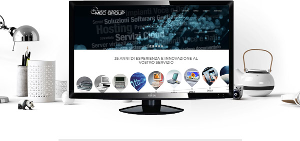 Mec Group sito rinnovato